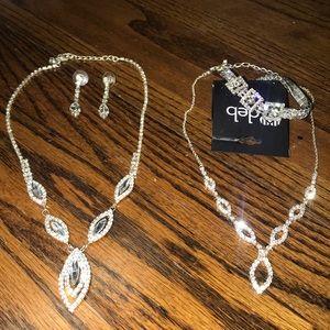 Jewelry - Misc. jewelry pieces❤️